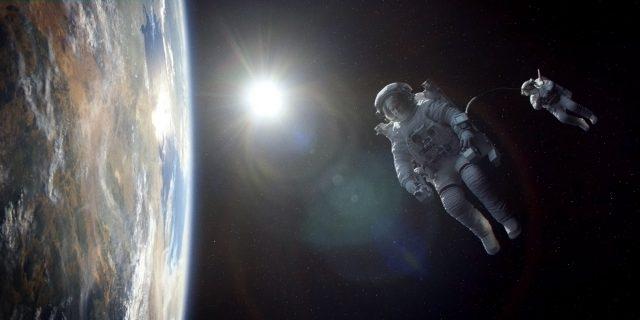 mal au dos des astronautes